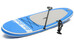 Ten Toes The Weekender Inflatable Stand Up Paddle Board 10' Blue/White
